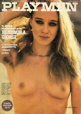 PLAYMEN - 9 - 1977 - eleonora giorgi - laura gemser - kirk douglas - g.hester