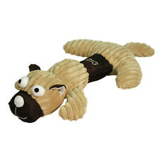 Hundespielzeug - Aus Cord - Bär - 35 cm