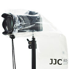 2x Rain Cover Weather Bag Protector for Camera DSLR With Lens / 28x17cm
