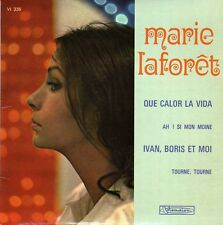 MARIE LAFORÊT QUE CALOR LA VIDA FRENCH ORIG EP ANDRE POPP