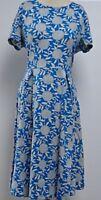 EX-SEASALT JERSEY RIVIERA DRESS ORGANIC COTTON various prints  BNWOT SIZES 8-20