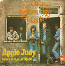 """DYKE BROTHERS BAND - Apple Judy (1976 COUNTRY VINYL SINGLE 7"""" DUTCH PS)"""