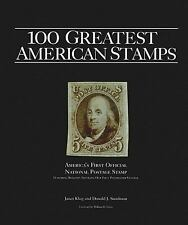 100 Greatest Stamps by David Sundman (2007, Hardcover)