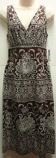 *NWTJones New York Coconut Brown Sundress Dress sz 6-Org $109 Nice!