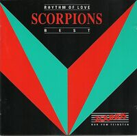 (CD) Scorpions - Rhythm Of Love - Best - Phono Music / Zounds (1991)