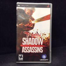 Tenchu: Shadow Assassins (Sony PSP, 2009) BRAND NEW
