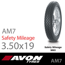 Avon AM7 Safety Mileage MkII 57S TT - 3.50-19