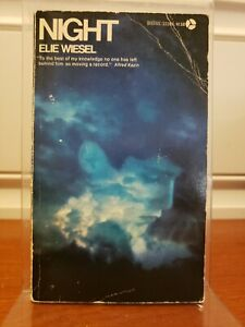 Night by Elie Wiesel (1982, Mass Market Paperback)