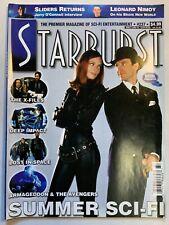 Starburst May 1998 Volume 20 No 9 Issue#237 Magazine Babylon 5 Armageddon