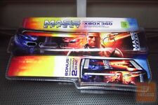 Official XBOX 360 Microsoft Mass Effect Faceplate & Console Skinz NEW!