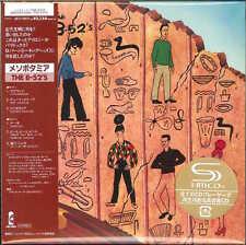 B-52'S-MESOPOTAMIA EP-JAPAN MINI LP SHM-CD Ltd/Ed E59