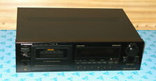 Pioneer ct-s610 - HIFI-STEREO CASSETTE DECK-Classe Supérieure