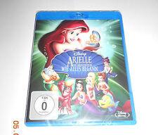 Walt Disney Blu Ray Arielle die Meerjungfrau wie alles Begann   Neu in Folie