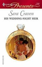 His Wedding-Night Heir (Harlequin Presents), Sara Craven, 0373125097, Book, Acce
