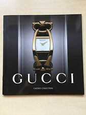 New - Gucci Chiodo Collection Catalogue - Spanish Edition