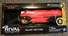 New Nerf Rival Takedown XX-800 Pump Action Blaster