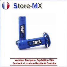 Paire de poignées Pro Taper Bleu pour Moto-cross Yamaha YZ YZF 85 125 250