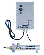 PURION 400 12V UVC Desinfektion Wasser Autark Solgarenergie 300l/h OTC