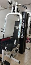 Kraftstation Christopeit Sport vielfältiges Fitnessgerät mit Gewichten