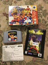 Flying Dragon (Nintendo 64, 1998) Complete In Box Tested !!