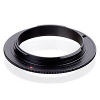 Lens Mount Reverse Macro Adapter Ring 49mm for OM 4/3 Olympus DSLR Camera