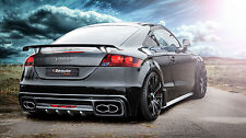 Audi Tt 8j Heckschürze Heckspoiler DTM Rear Coque