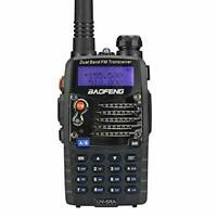 Digital Handheld Radio Scanner Two Way Police Ham Transceiver Portable Antenna
