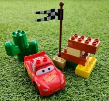 Lego duplo CARS 5813 - Flash Mc Queen - Complet