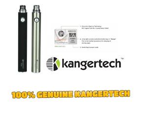 Genuine Kangertech EVOD Vape E-CIG Battery/ Security Hologram / 5 Colours/ Boxed