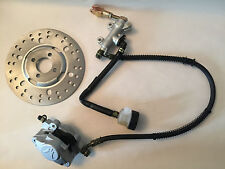 200CC 250CC ATV Quad Foot brake Hydraulic Rear Caliper Brake Disk Brake Assy