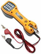 New Fluke Networks Ts30 Linemans Telephone Test Butt Set With Abn Clips
