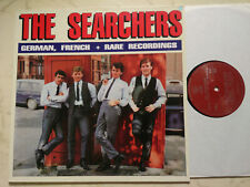THE SEARCHERS German, French + Rare Recordings *RARE VINYL LP*