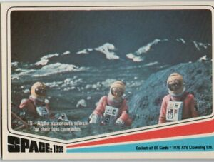 Donruss Space 1999 Trading Card Singles 1976 # 16