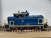 "Fleischmann: 4801 H0, Diesel-Lokomotive, DB-Post 261, Nr. 4, ""NEU""-wertig, OVP"
