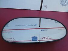 2003-2008 Jaguar S/X Type, XJ, DRIVER LH Side HEATED Mirror OEM GLASS 03 08 LEFT