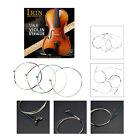 Advanced Silver Violin String Set 4/4 E Ball End AV68 A,D,G
