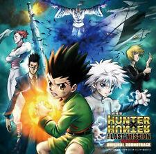 Hunter X Hunter Tv anime manga Music Soundtrack Cd The Last Mission