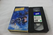 Star Wars The Empire Strikes Back 1992 Fox Video VHS