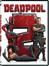 Deadpool 2 DVD (Ryan Reynolds)