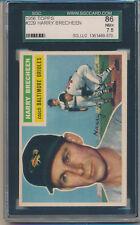 1956 Topps Harry Brecheen (#229) SGC86 (7.5) SGC