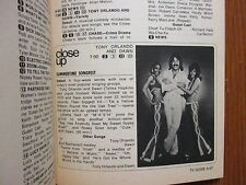 June 29--1974 TV Guide(TONY ORLANDO  AND DAWN  DEBUT/ESTHER  ROLLE/APPLE'S   WAY
