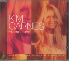"""Kim Carnes """"Young Love"""" NEW CD -  14 Tracks - Posted From The UK Within 48 Hours"""