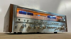 Vintage Pioneer SX-1080 AM/FM Stereo Receiver. Serviced - Excellent!