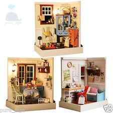 FAI DA TE Artigianato Miniatura Kit Per Costruire Il mio Country Houses In Lucky