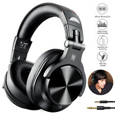 Wireless Bluetooth 5.0 Headphones Stereo Over Ear Bass Headset Noise Cancelling