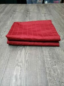 Red Pilow Cover Pillowcases
