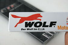 D660 wolf for ford Auto 3D Emblem Badge Aufkleber PKW KFZ emblema Car Sticker