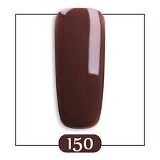 RS Nail Gel Polish UV LED Varnish Soak Off Coffee Chocolate Color Professional