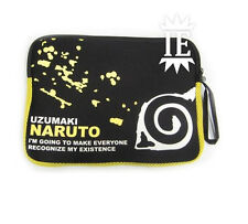 Naruto Sac Porte Notebook Tablette Sac Commission Bag Shippuden Feuille