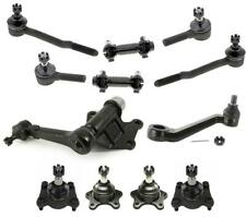 Ball Joints Tie Rods Idler Pitman Arms for Toyota 4 Runner 92-95 4 Wheel Drive